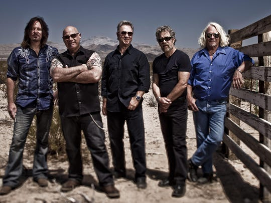 Creedence Clearwater Revisited is pictured in this publicity photo from 2013.