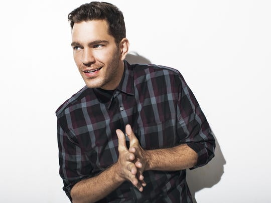 """Andy Grammer's hit single """"Honey, I'm Good"""" is gaining traction of the Billboard charts."""