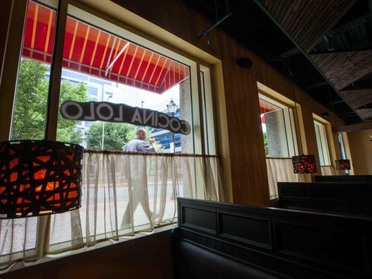 Bryan and Andrea Sikora, who run La Fia restaurant in downtown Wilmington, are gearing up to open their brand new restaurant Cocina Lolo at 405 N. King Street in Wilmington.