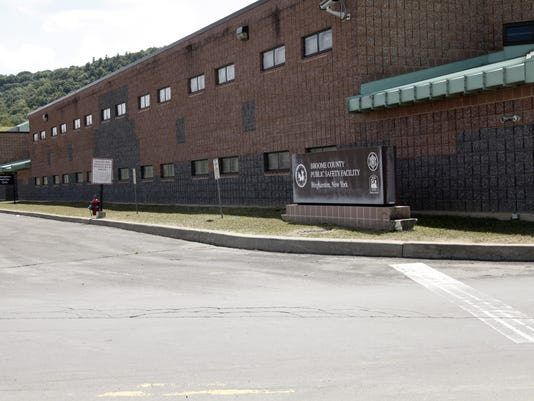 Broome County Jail