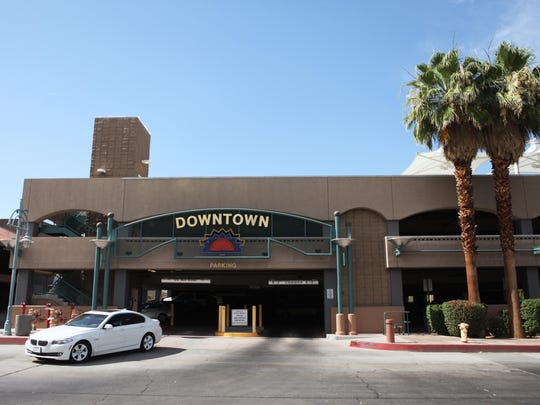 Palm Springs no longer plans to have solar panels installed at the downtown parking structure.