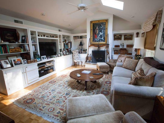 James Stein's $1.175 million house in Centreville is competing against 44 other $1 million-plus properties for sale in New Castle County.
