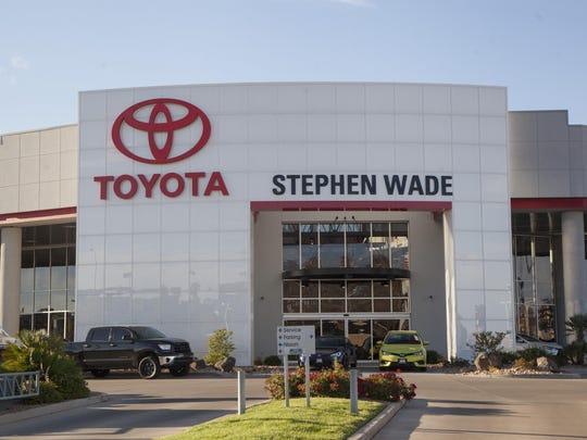 Stephen Wade Toyota