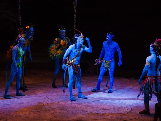 Performers at Cirque du Soleil are unlike anything you've seen before.