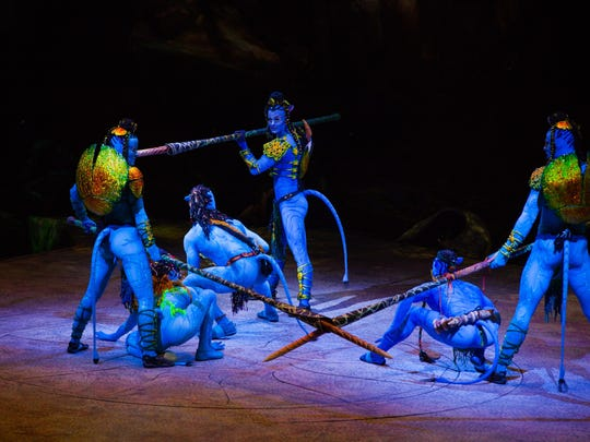 """Toruk is a prequel to James Cameron's 2009 film """"Avatar"""" and takes place in the fictional planet Pandora — home of the Na'vi people. The live production is set thousands of years before the events in Avatar."""