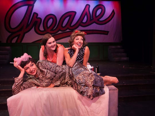 """""""Grease"""" was the word and the show at Clear Space."""