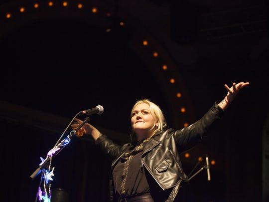 Elle King performs in Billings on Aug. 5.