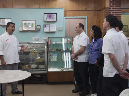 "Newark's Bing's Bakery was featured on an episode of celebrity baker Buddy Valastro's ""Buddy's Bakery Rescue"" in July 2014. The bakery's business has been doing much better since the Valastro's help. It's celebrating 70 years in business this Saturday."