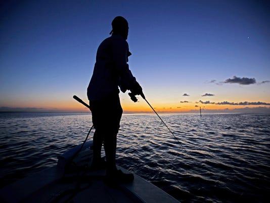 Everglades National Park Fishing