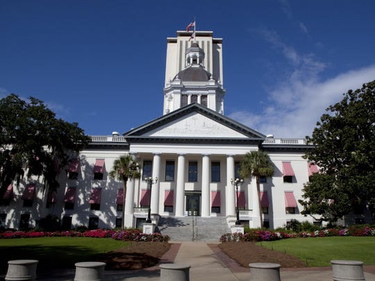 Florida state capitol building legislature