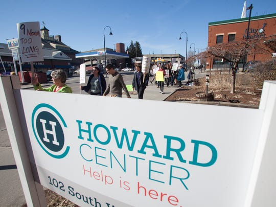Howard Center on South Winooski Avenue in Burlington.