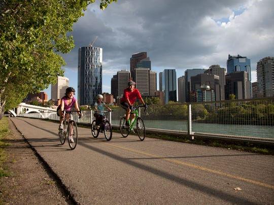 What began as a bike path pilot program is now one of the city's best-loved features