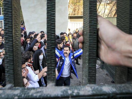 Iran Protests (3)