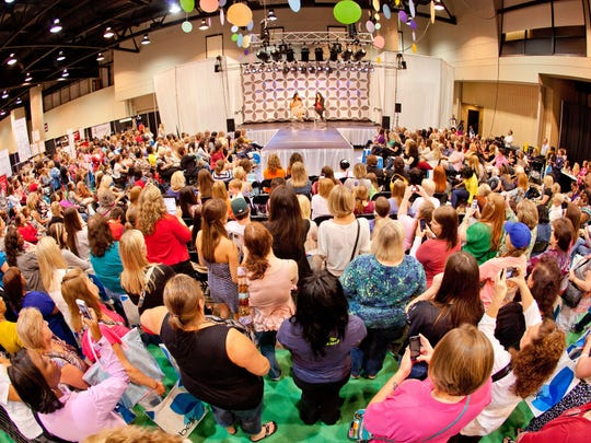 The Michigan International Women's Show at Suburban Collection Showplace
