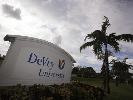 For-Profit Colleges DeVry Deal
