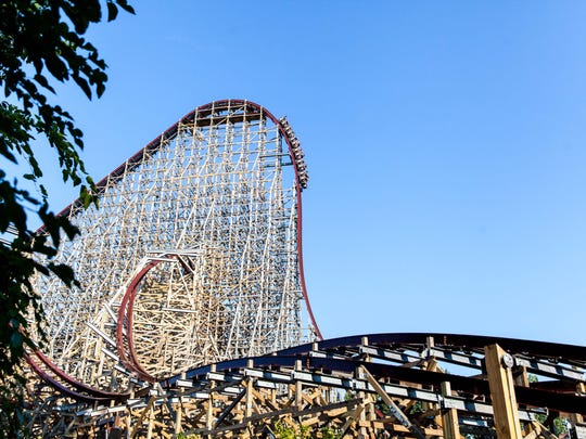 Steel Vengeance broke records when it debuted in 2018