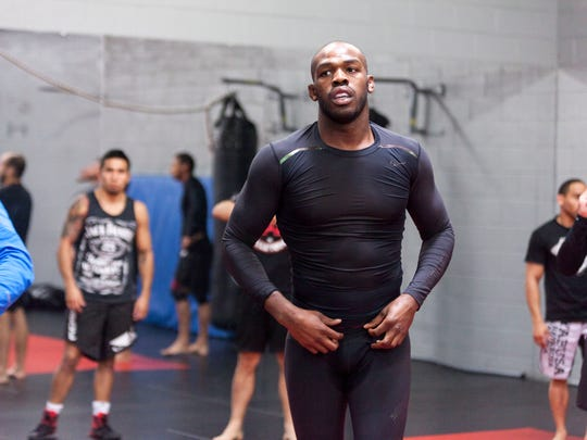 UFC Open Workouts