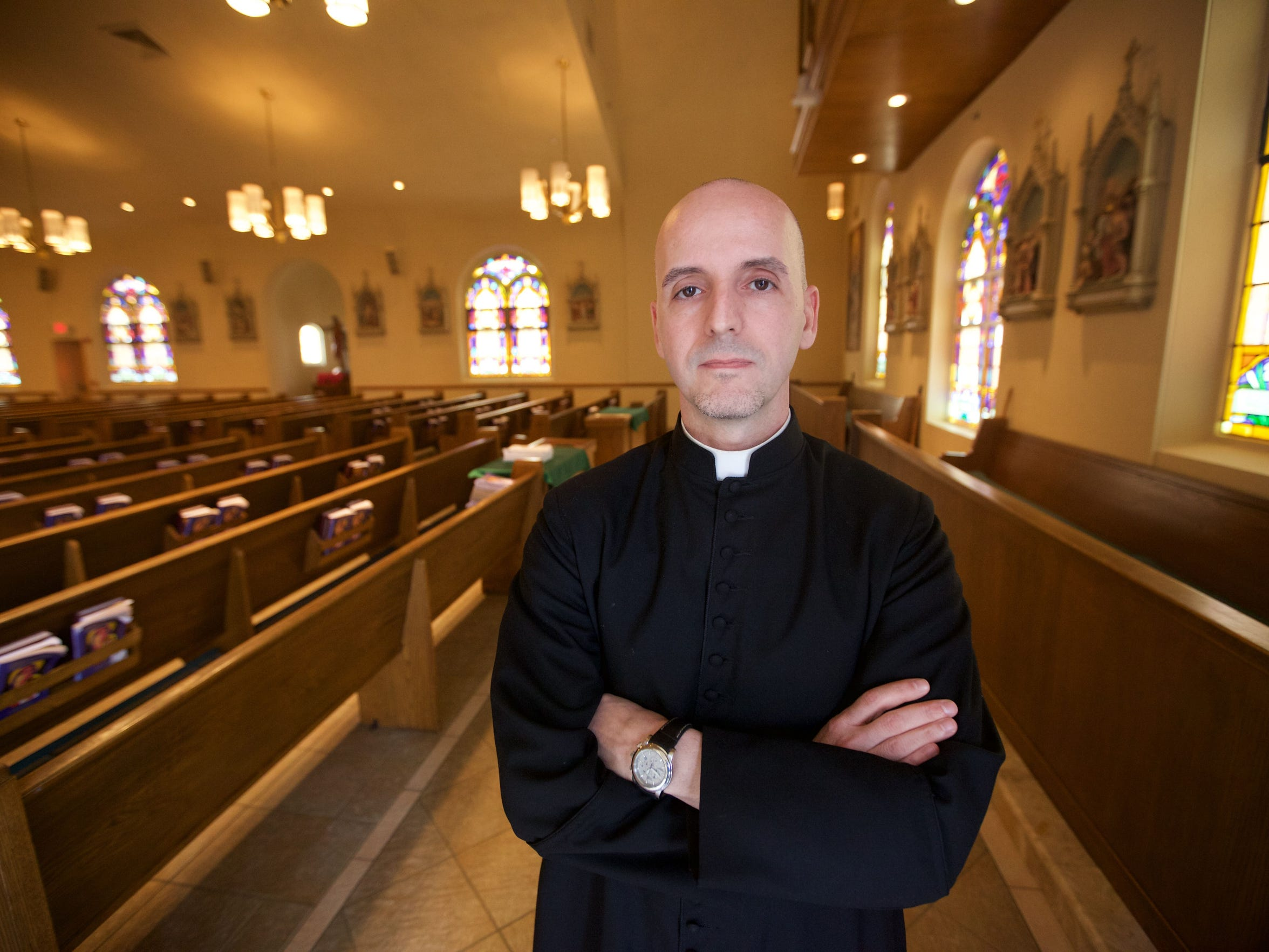 Red Bank Priest Alberto Tamayo opposes the Aid in Dying