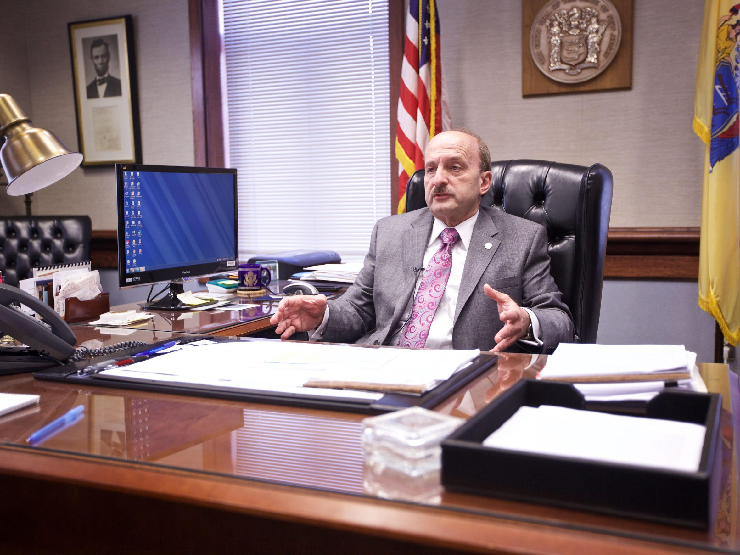 Prosecutor Joseph Coronato has rekindled the use of
