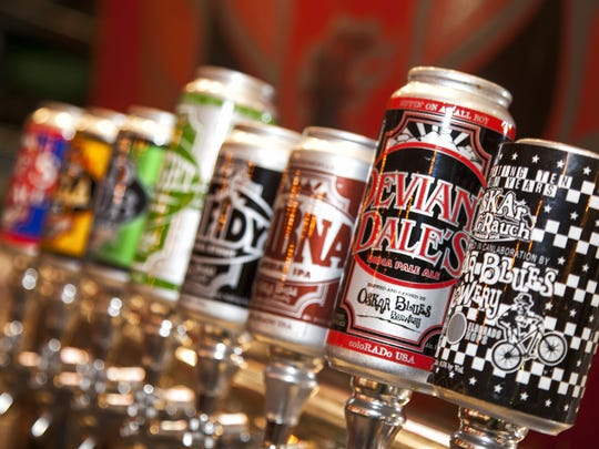 Oskar Blues Brewing's Guns 'N' Rose Ale is at the heart of a trademark dispute between the brewery and the rock band Guns N' Roses.