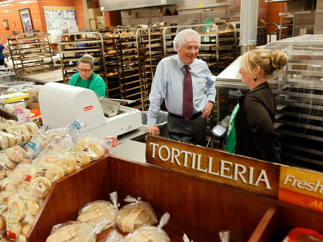 How Rodney McMullen took Kroger to the top