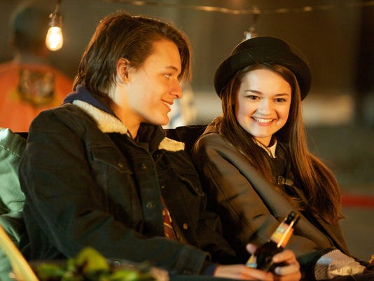 Ciara Bravo Nolan Sotillo Red Band Soceity fall 2014.jpg