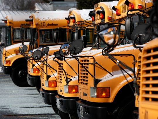 The Northwest Local School District is considering has decided not to contract with a private company to provide bus services.