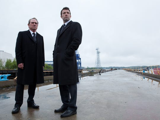 """Tommy Lee Jones and Ben Affleck are faced with corporate downsizing in """"The Company Men."""""""