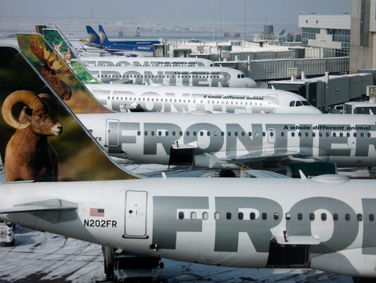 Frontier Airlines-New Fees