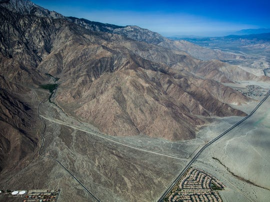 A Palm Springs conservation group announced Friday it has purchased 352 acres known as the Chino Cone to keep it undeveloped open space.