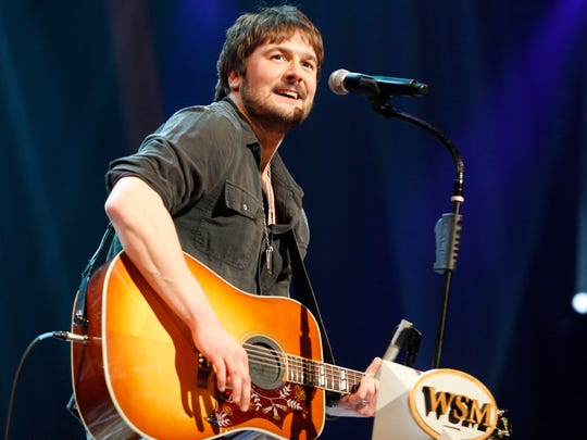 Eric Church returns to the Amphitheater at The Wharf on June 12.