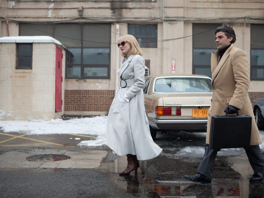 """Jessica Chastain and Oscar Isaac star in """"A Most Dangerous Year."""""""