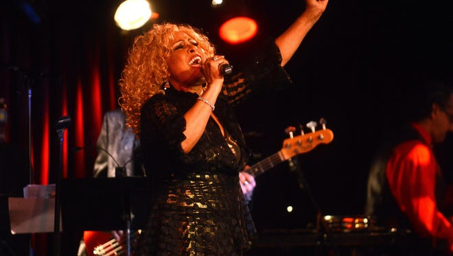 """One of the songs on the new album """"Introducing Darlene Love"""" is the Bruce Springsteen-penned """"Night Closing In."""""""