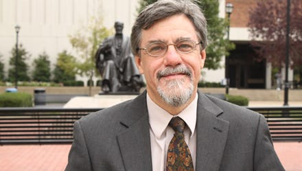 Benjamin Withers will start as the dean of Colorado State University's College of Liberal Arts on July 1.