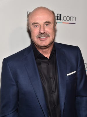 Dr. Phil McGraw attends DailyMail's after party for 2016 People's Choice Awards at Club Nokia on January 6, 2016 in Los Angeles, California.
