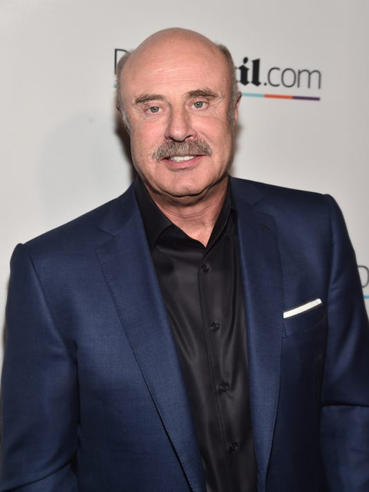 XXX LL_PHIL_MCGRAW_100716_DCB.JPG E ACE ENT CEL CIN TEL MUS AWD USA CA