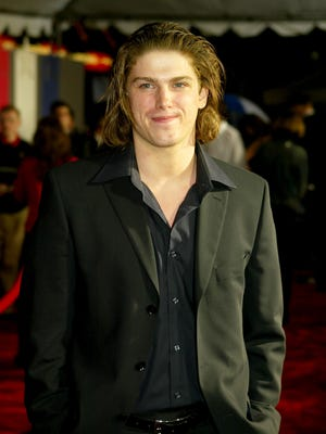 Michael Mantenuto arrives for the 2004 premiere of 'Miracle' at Grauman's Chinese Theatre in Hollywood.