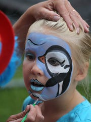The Wildwood Zoological Society held its annual Zoofest at Wildwood Zoo in Marshfield, Saturday, June 20, 2015