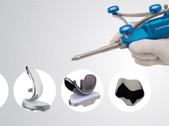 NAVIOorthopedic surgical system.