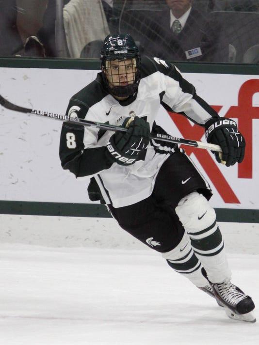 MSU Hockey vs Windsor