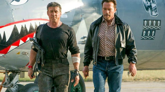 Arnold and Sly