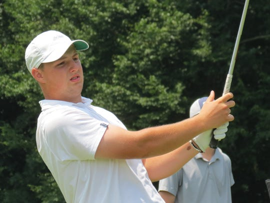 Monmouth County's Jack Wall aims for the Met Amateur
