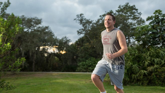 Mike Perry suffered from a heart arrhythmia well before his 40th birthday, but since having it fixed, the now-40-year-old feels better than when he was in his 20s and 30s.