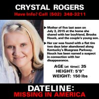 disappearance of crystal rogers on oxygen number of episodes
