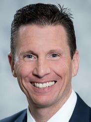 Kevin Sherlock is senior vice president for merchandising
