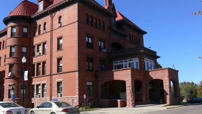 The Iowa Mental Health Institute at Cherokee.