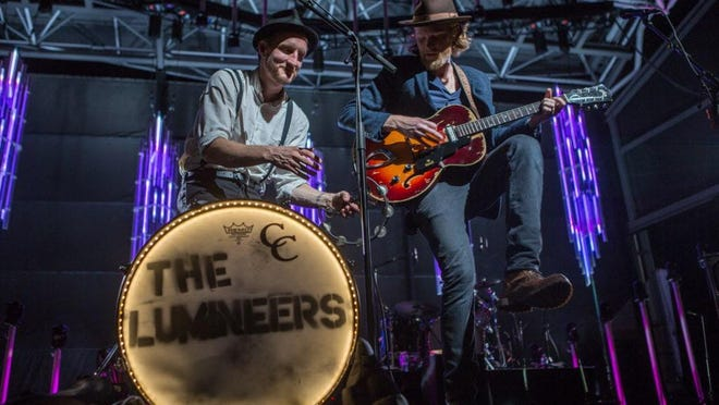 The Lumineers have been headlining arenas, but next week, they'll play an intimate show at the Pabst Theater, where they'll likely preview songs from a new album out this fall. Tickets go on sale at 10 a.m. Thursday.