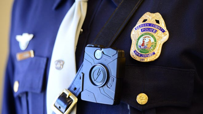 Body cameras for police departments.