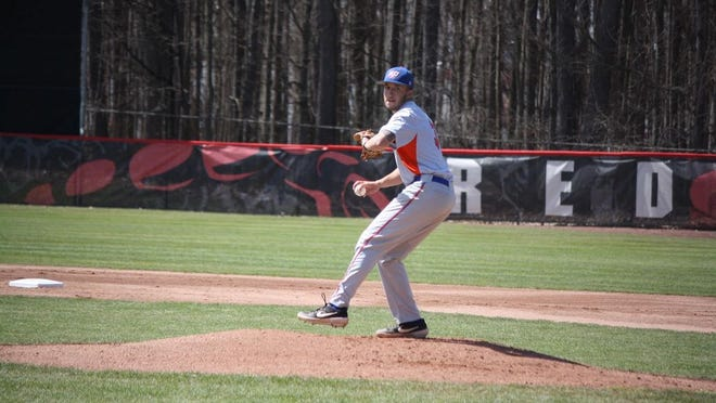 SUNY New Paltz senior pitcher Anthony Amoroso, a Monroe-Woodbury graduate, will get another year of eligibility following the early shutdown of this season due to the coronavirus outbreak.