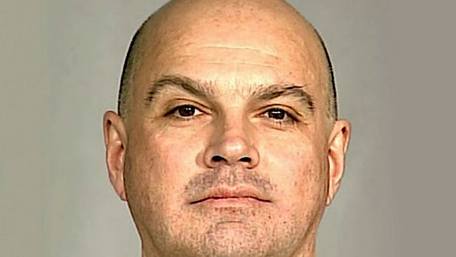 This undated photo provided by the U.S. Attorney's office shows Lawrence Ray, an ex-convict known for his role in a scandal involving former New York police commissioner Bernard Kerik. Ray was charged Tuesday, Feb. 11, 2020, with federal extortion and sex trafficking charges involving a group of students at Sarah Lawrence College.